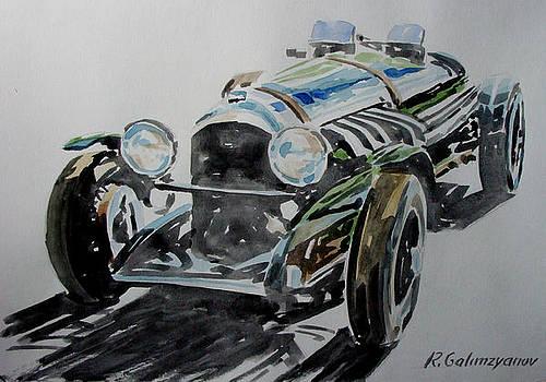 Bentley by Rimzil Galimzyanov