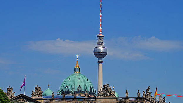 Berlin by Kees Colijn