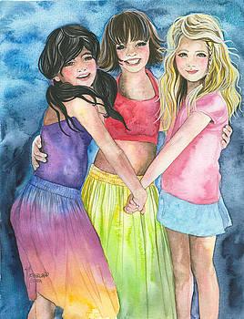 Best Friends by Kim Whitton