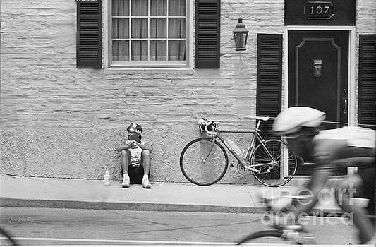 Bicycle Race by   Joe Beasley