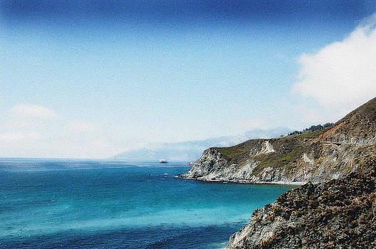 Big Sur Blue by Ari Jacobs