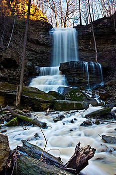 Billy Green Falls by Craig Brown