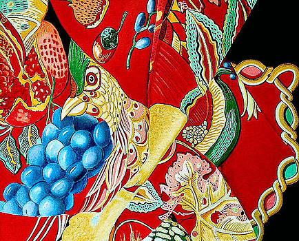 Bird N Paradise by JoeRay Kelley