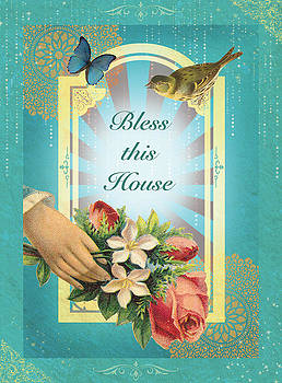 Bless this house by Lulu Loves