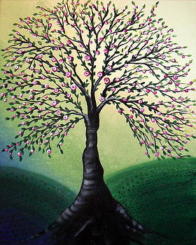 Blossom Tree by Susan Wahlfeldt