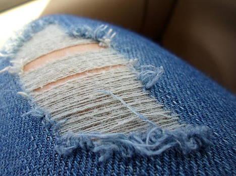 Blue Jeans by Jenna Mengersen
