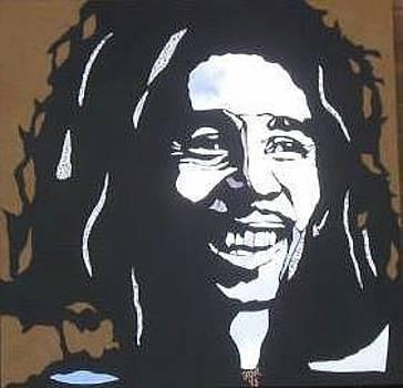 Bob Marley by Tom Runkle