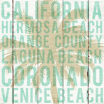 Bon Voyage California Palm by Michael Mullan
