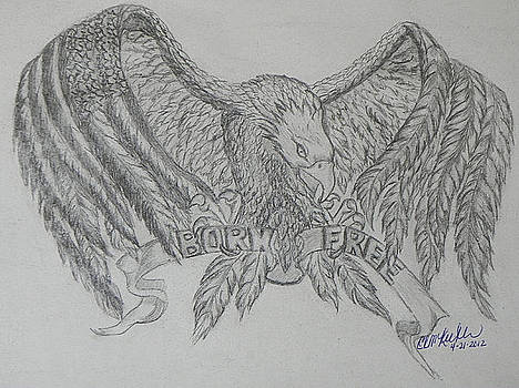 Born Free by Cheryl McKeeth