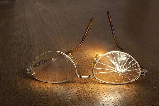 Broken Glasses by Martin Joyful