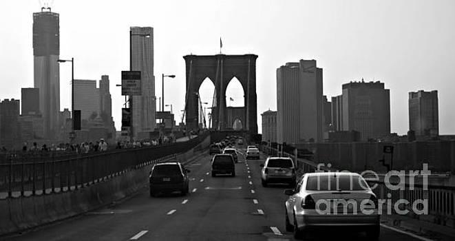 Brooklyn Bridge by Wendy McLaughlin