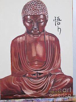 Buddha by Elaine Callahan