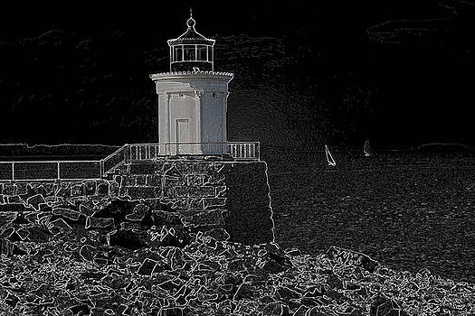 Bug Light by Larry Small
