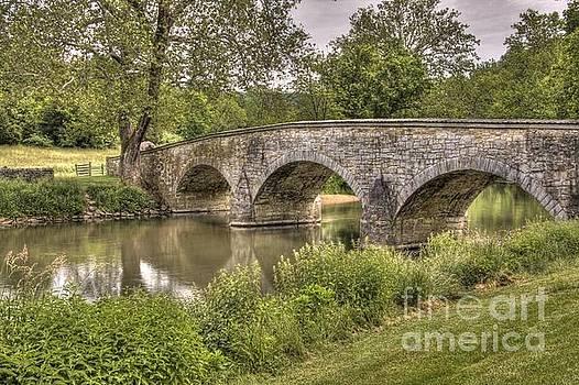 Burnside Bridge by Jonathan Harper