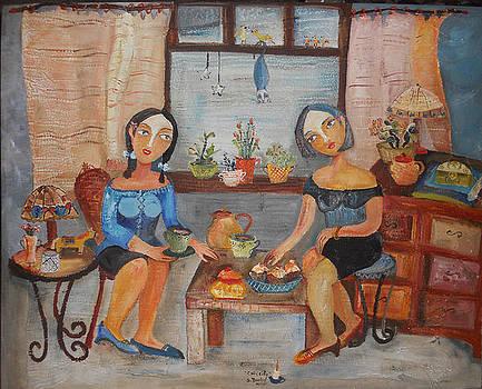 Cafecito by Sandra Dooley