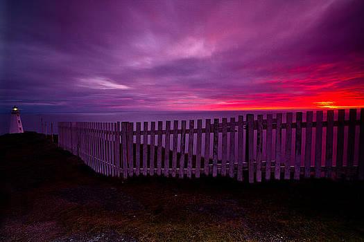 Cape Spear Sunrise by Craig Brown
