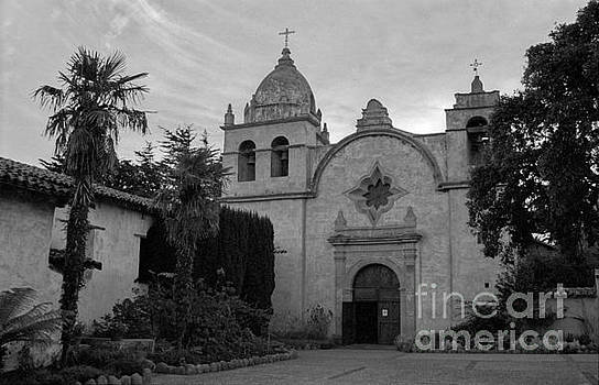 Carmel Mission by James B Toy