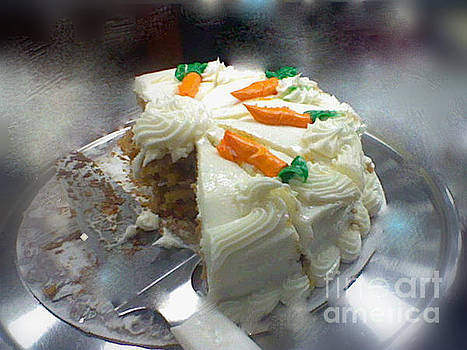 Carrot Cake Dream by Leslie Fagan
