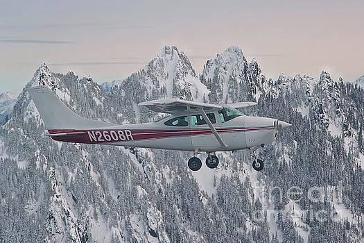 Cessna Portrait by Jason Fortenbacher