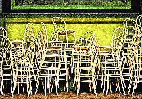 Chairs by Bridget Koehler