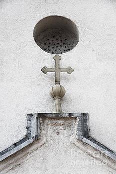 Chapel Entrance Detail by Agnieszka Kubica