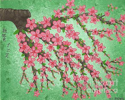 Cherry Blossom 2 by Vicki Maheu