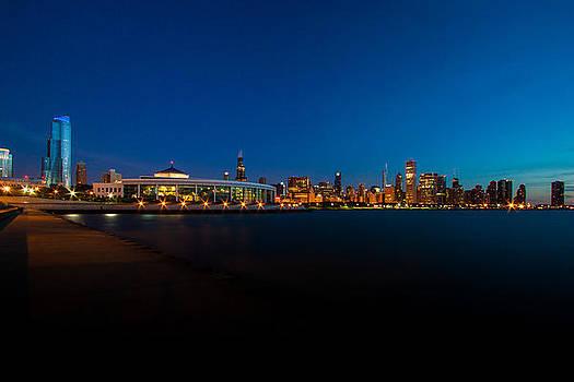 Chicago Rising by Daniel Chen