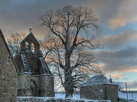 Church by Lepercq Veronique