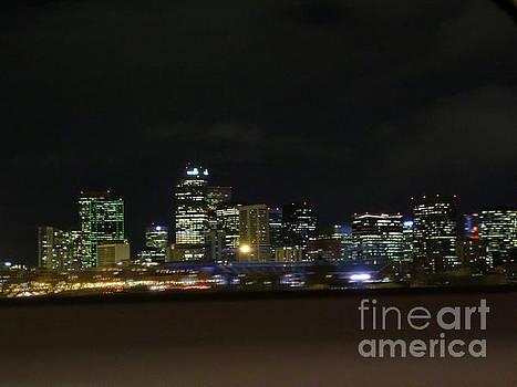 City Lights by Nickey Brumbaugh