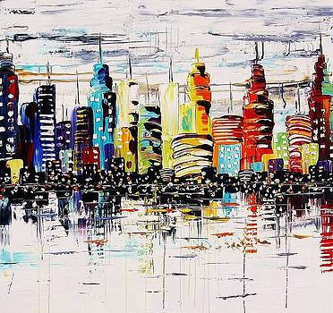 Citylights by Jolina Anthony