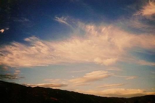 Cloudburst by Jacquelyn Roberts