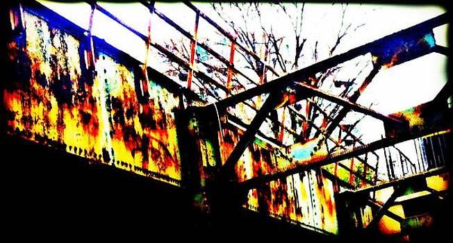 Color Bridge by Birdie Garcia