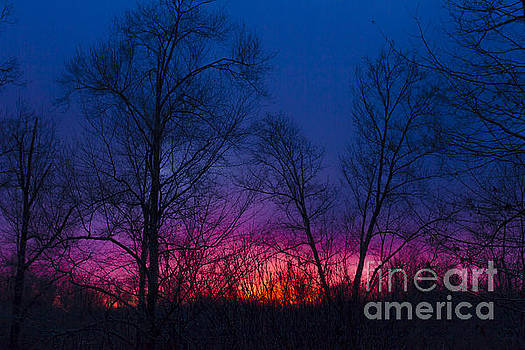 Color of the Morning by Debra K Roberts