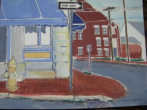 Commercial and Moulton by Catherine Worthley