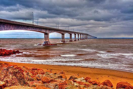 Confederation Bridge by Craig Brown