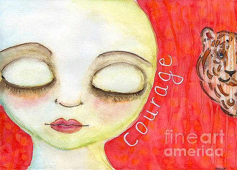Courage by AnaLisa Rutstein