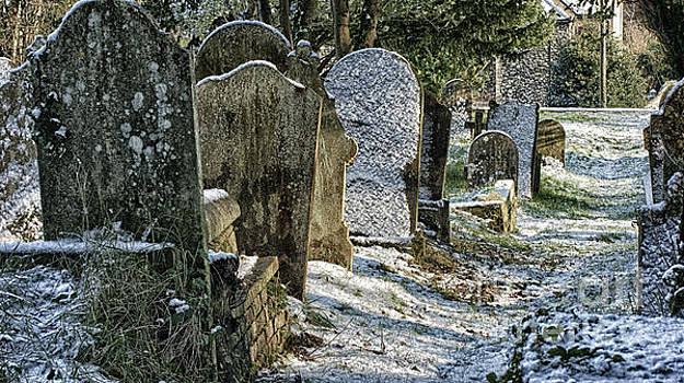 Cowgate Cemetery by Peter Nix