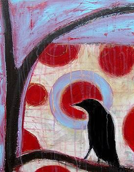 Crow's Meditation by Courtney Putnam