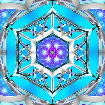 Crystal Cube by Derek Gedney