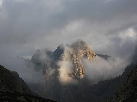 Crystal Mountain by Karma Gurung