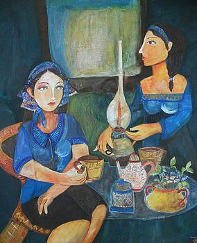 Cuando se va la luz by Sandra Dooley