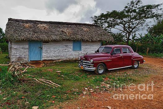 Cuba Cars 3 by Juergen Klust