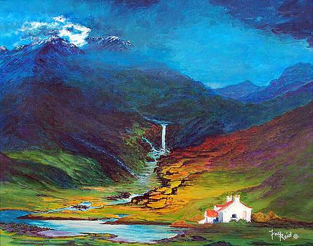 Dark of the Glen by Fay Reid