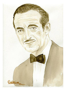 David Niven by David Iglesias