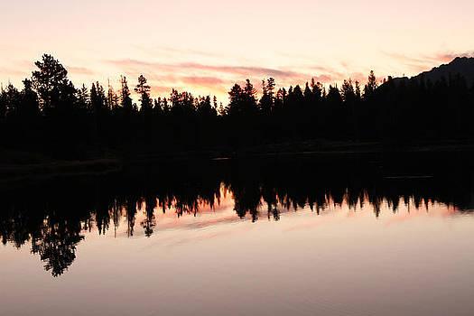 Dawn at Bear Lake by David Yunker