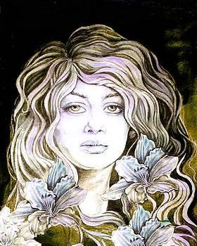 Daylily 2 by Diana Shively