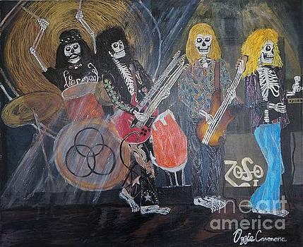 Dead Zeppelin by Visual  Renegade Art