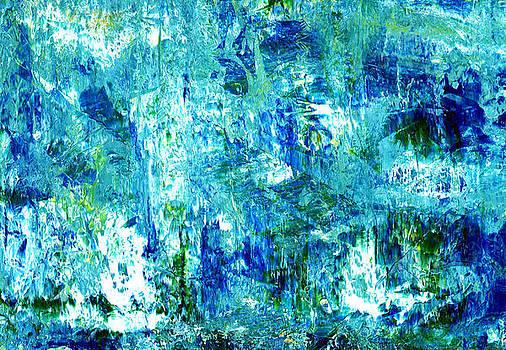 Deep Blue by Christine Minnee