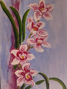 Delightfully Orchid by Iamthebetty Tbone
