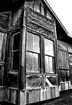 Depot Window by SW Johnson